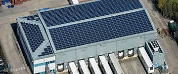 Commercial solar financing options